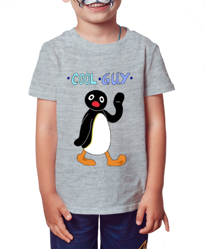 Pingu- Geek