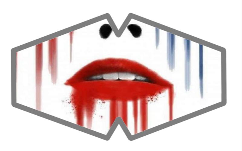 Mascara boca