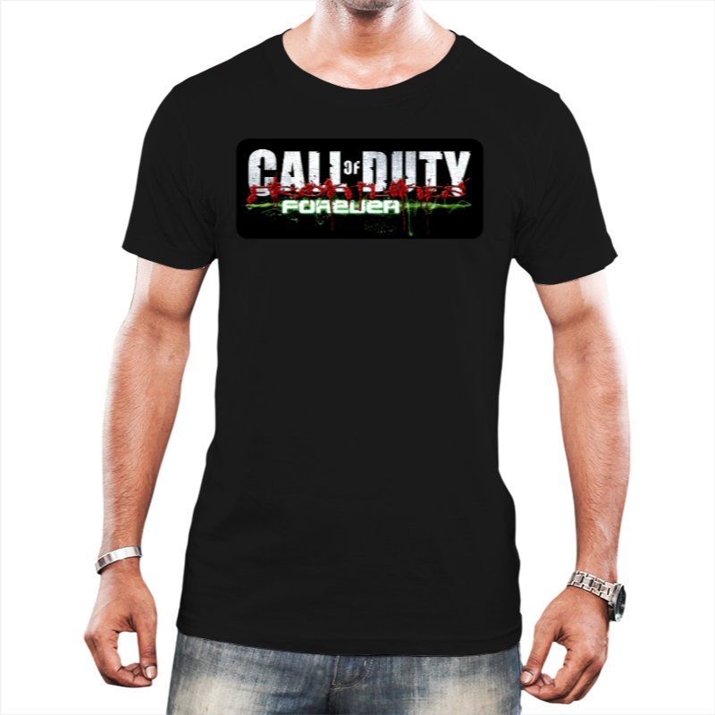 Camisa Call of Duty Frontlines Forever SAW-F
