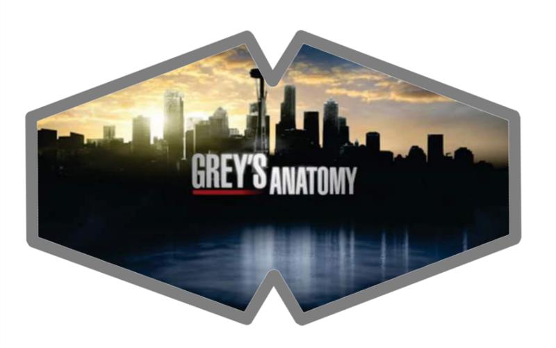 Mascara grey's anatomy