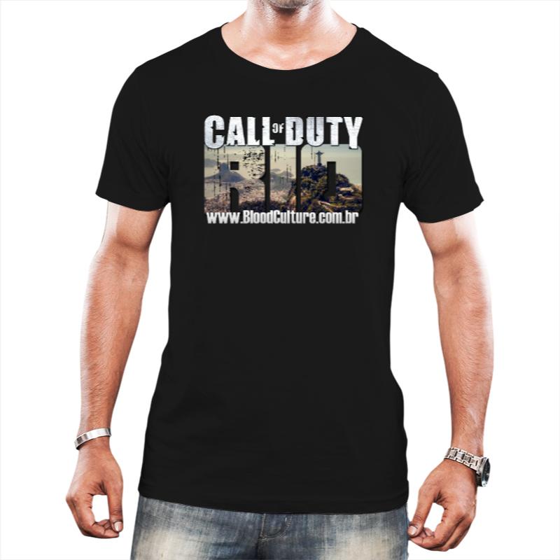 Camisa Call of Duty Rio SAW