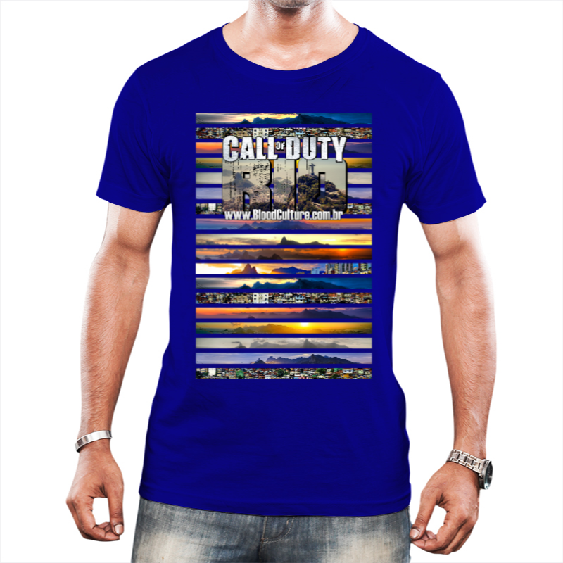Camisa Rio Style 009