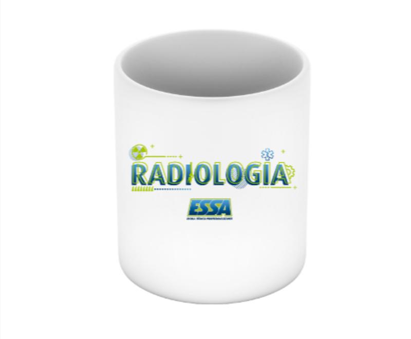 Radiologia - Caneca