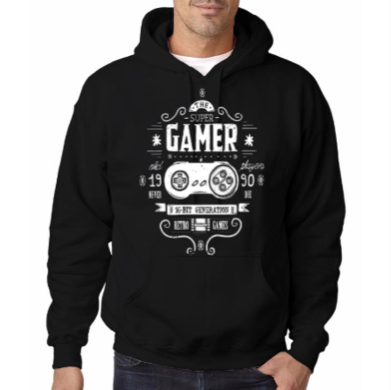 camisa super gamer