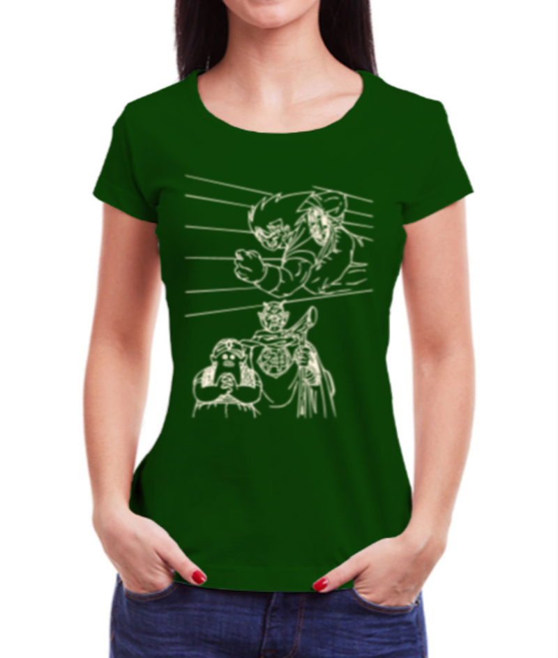 Camiseta Babylook Dragons