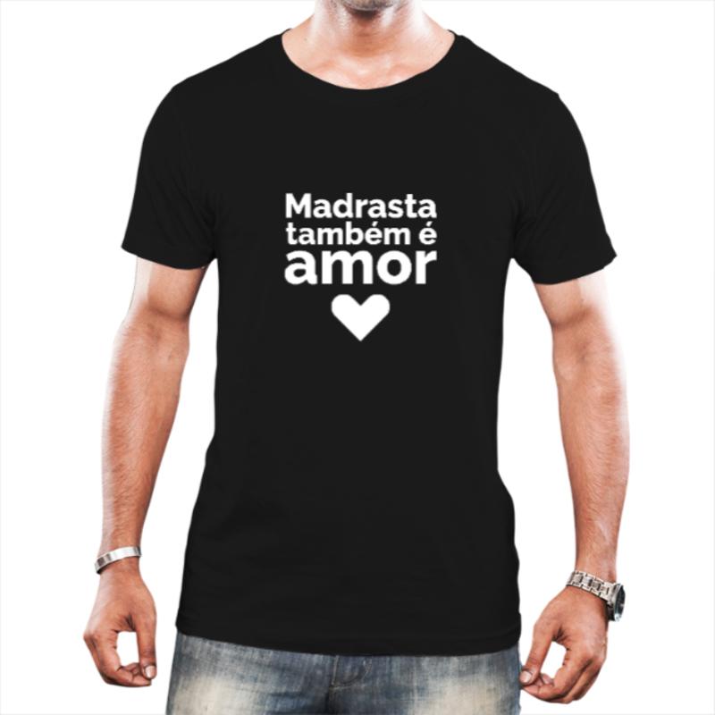 Madrasta também é amor.