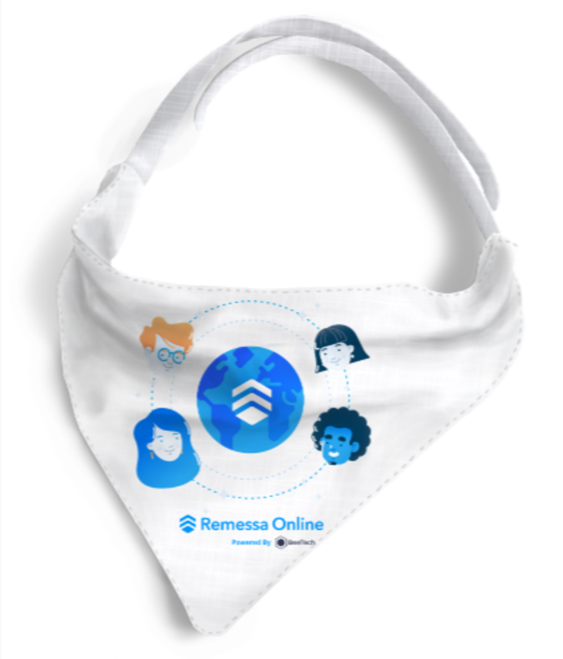 Bandana Pet Remessa Online