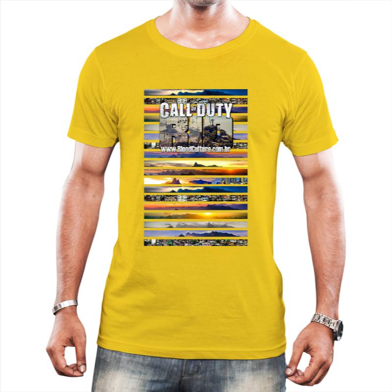Camisa Rio Style 004