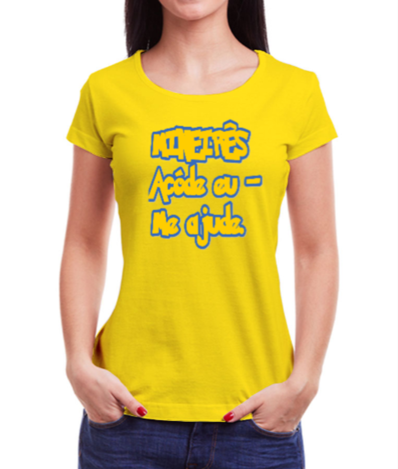 Camiseta Babylook Acóde eu