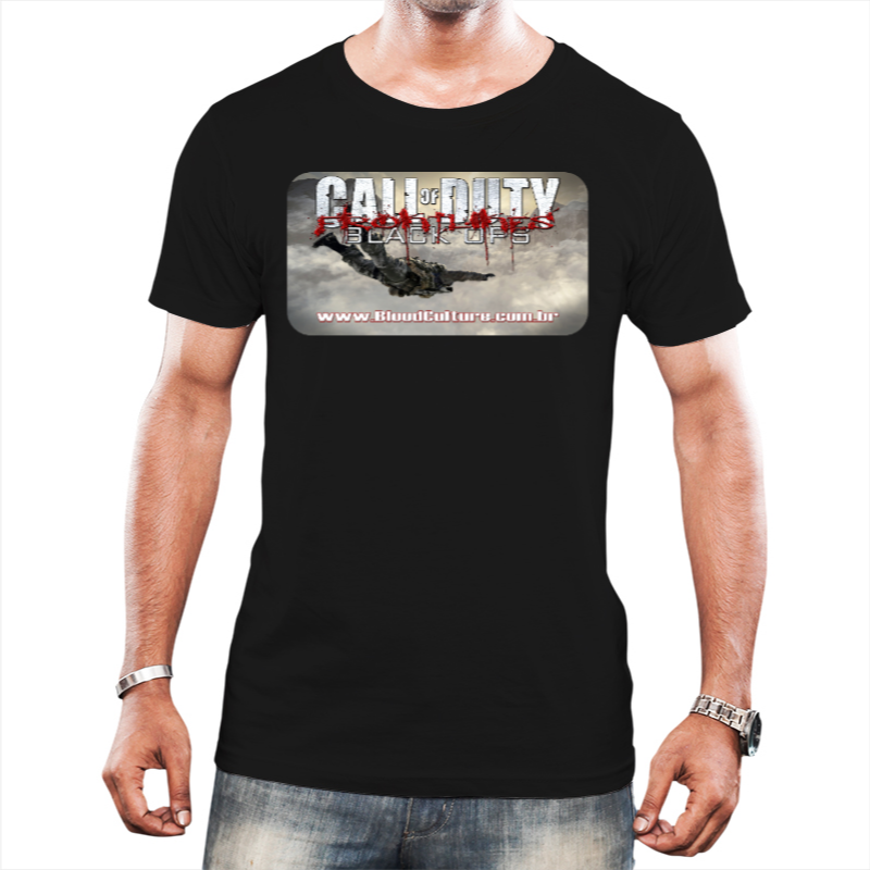 Camisa Call of Duty Black Frontlines