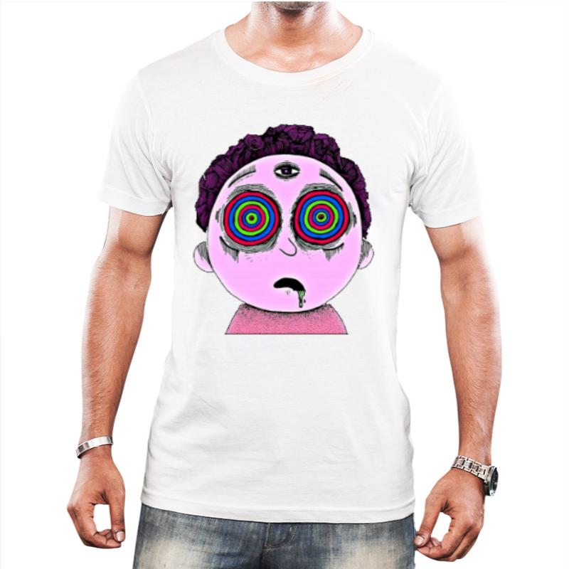 Camiseta - Acid One