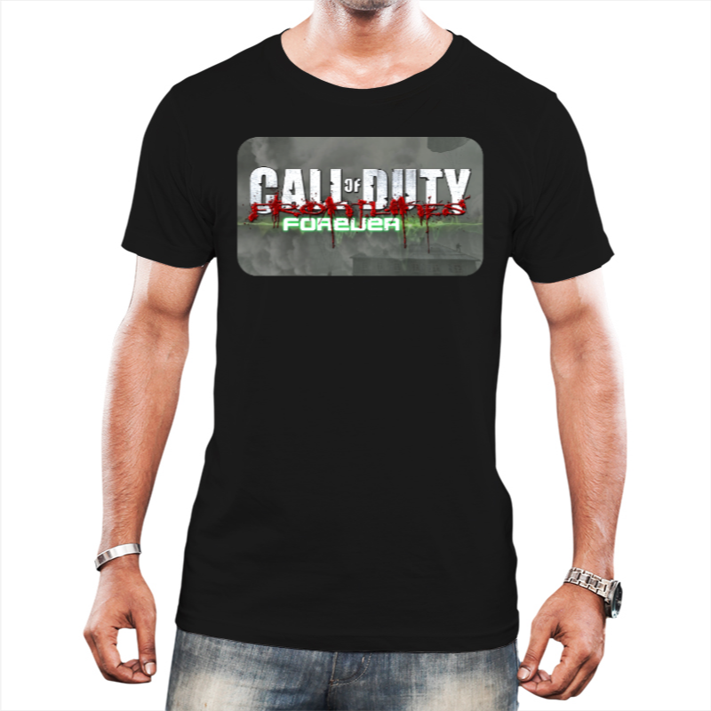 Camisa Call of Duty Frontlines Forever SAW-A
