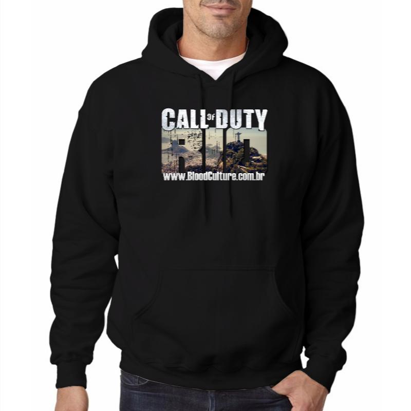 Moletom Call of Duty Rio