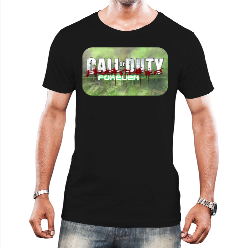 Camisa Call of Duty Frontlines Forever SAW-B