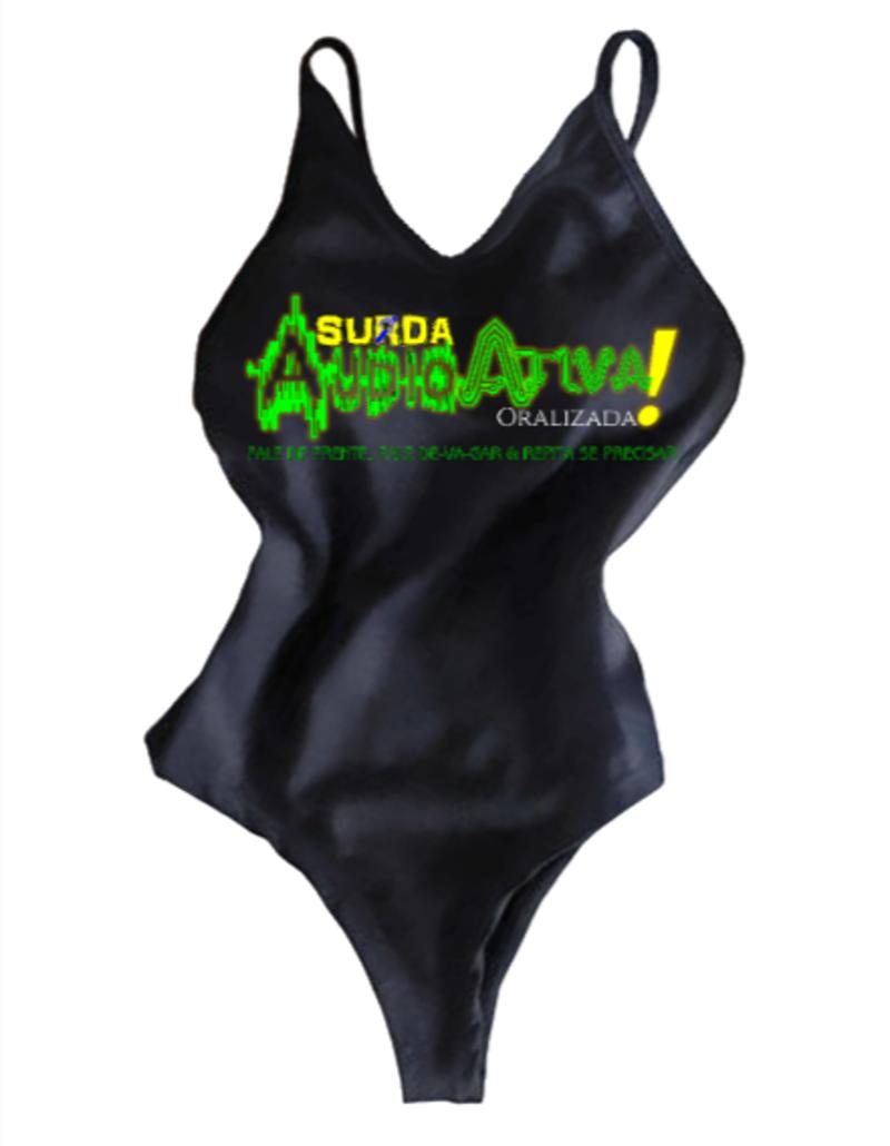 Body AudioAtiva (Preto)