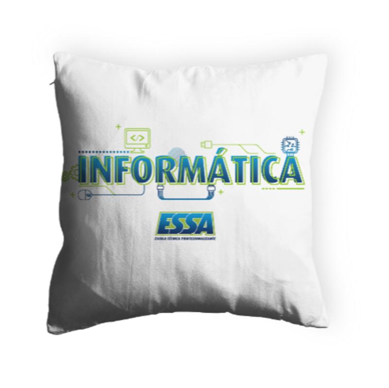 Informática - Almofada