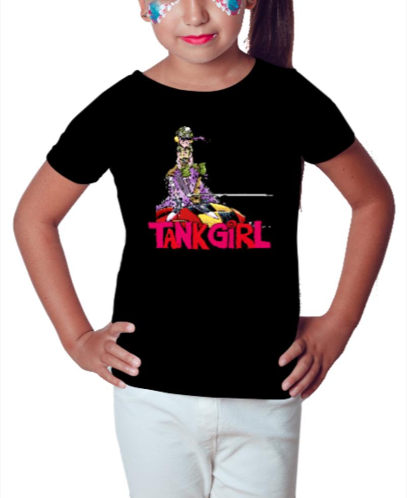 TANK GIRL by rick draws