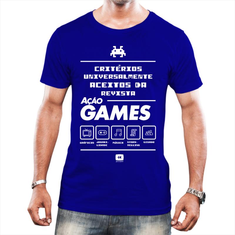 Camiseta CUARAG Azul
