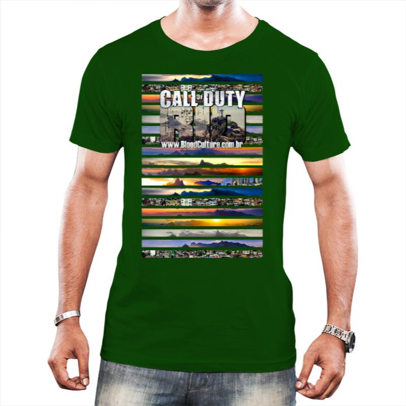 Camisa Rio Style 008