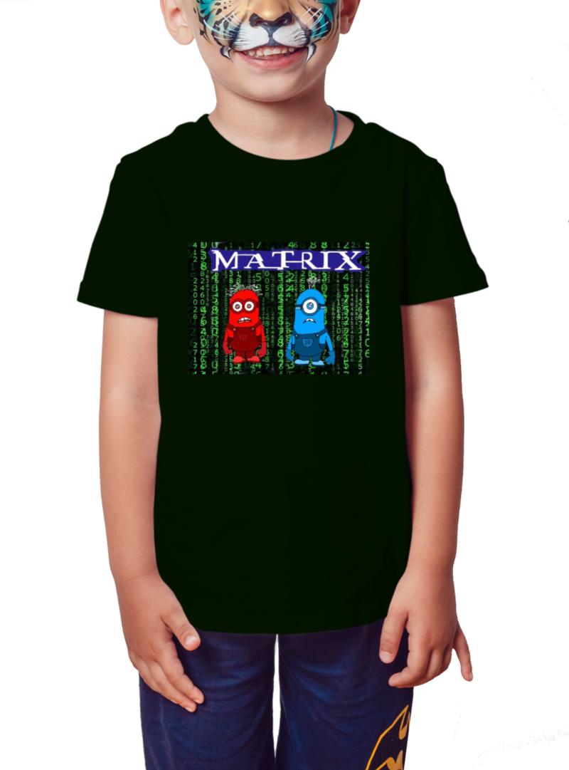 Minions Matrix- Geek