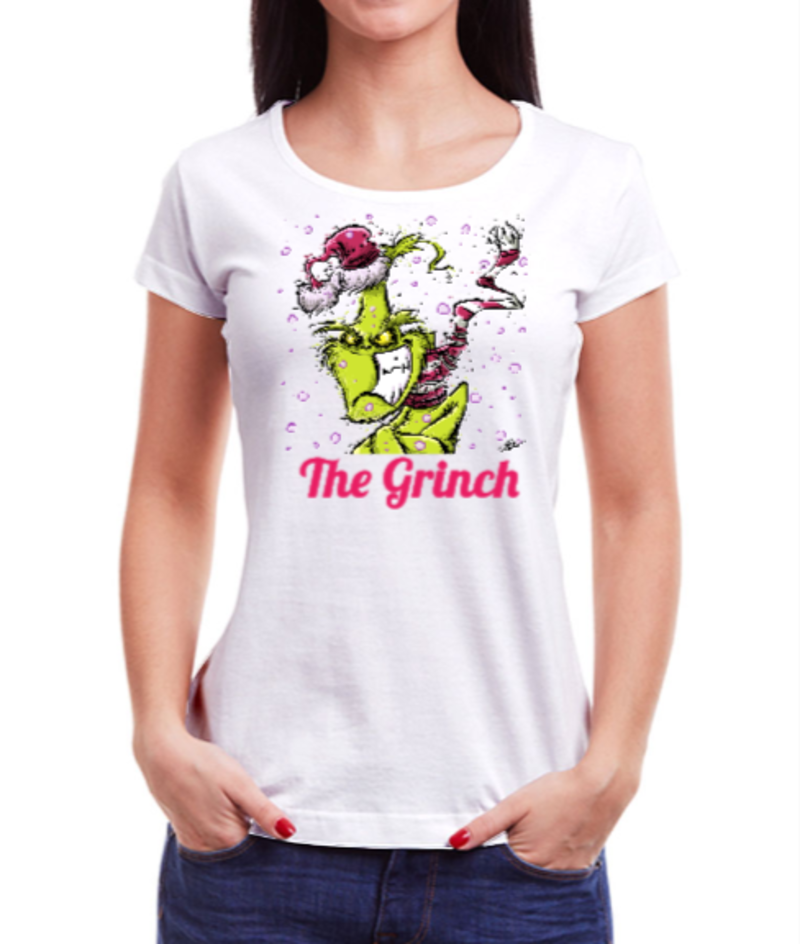 The Grinch by rick.draws