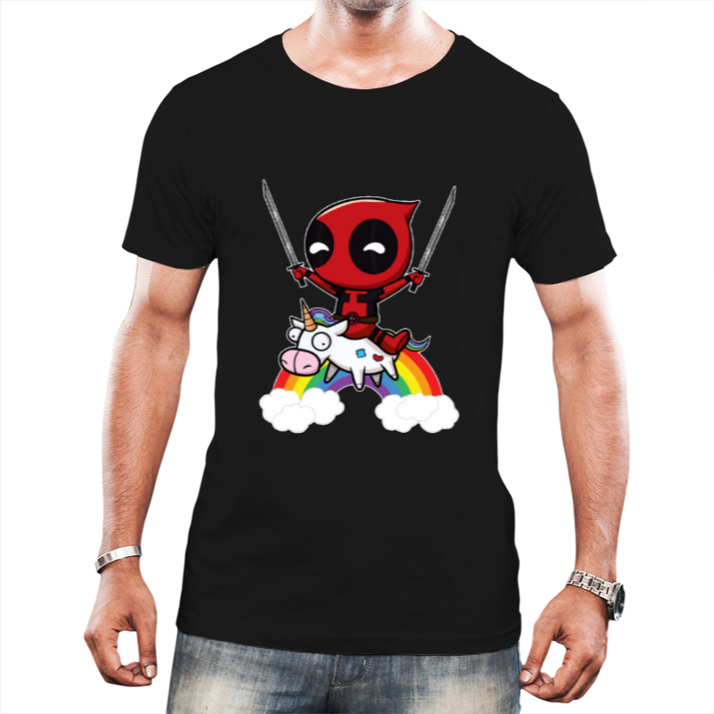 Deadpool Unicornio