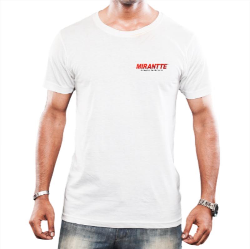 Camiseta Tradicional Unisex - Branca