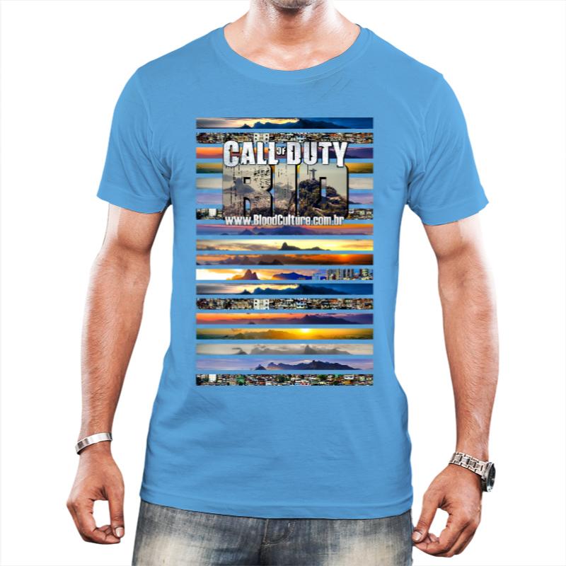 Camisa Rio Style 006