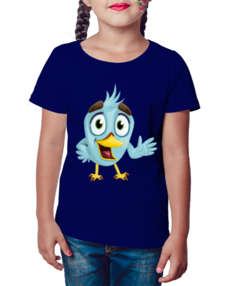 Camiseta Infantil Piu Piu