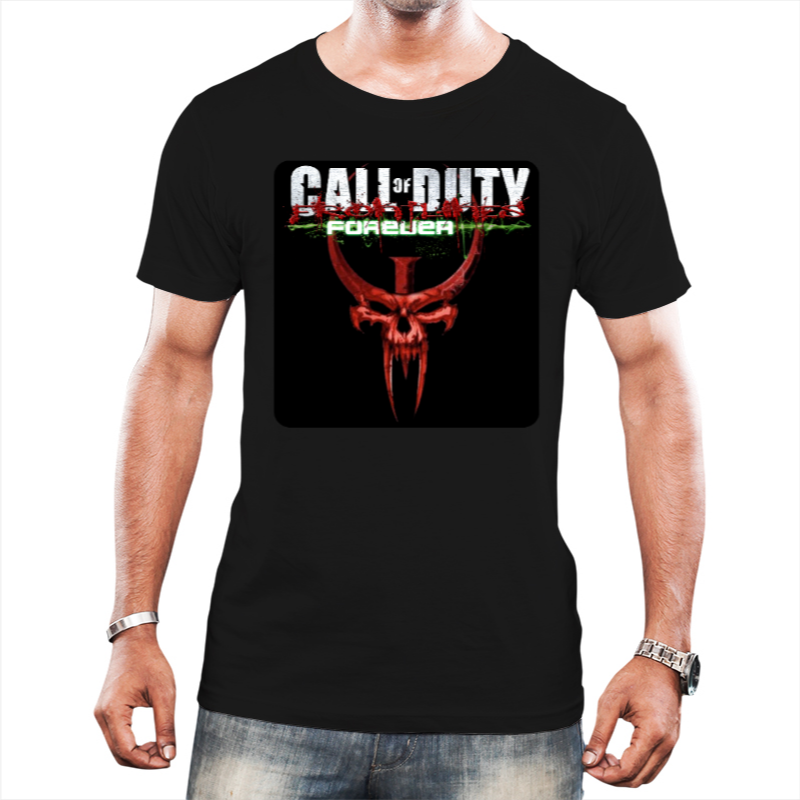 Camisa Call of Duty Frontlines Forever SAW-D