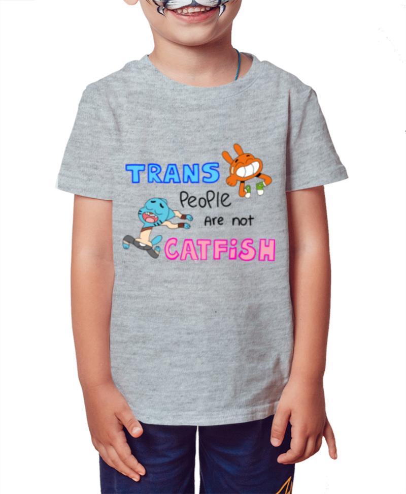 Gumball CatFish- Pride