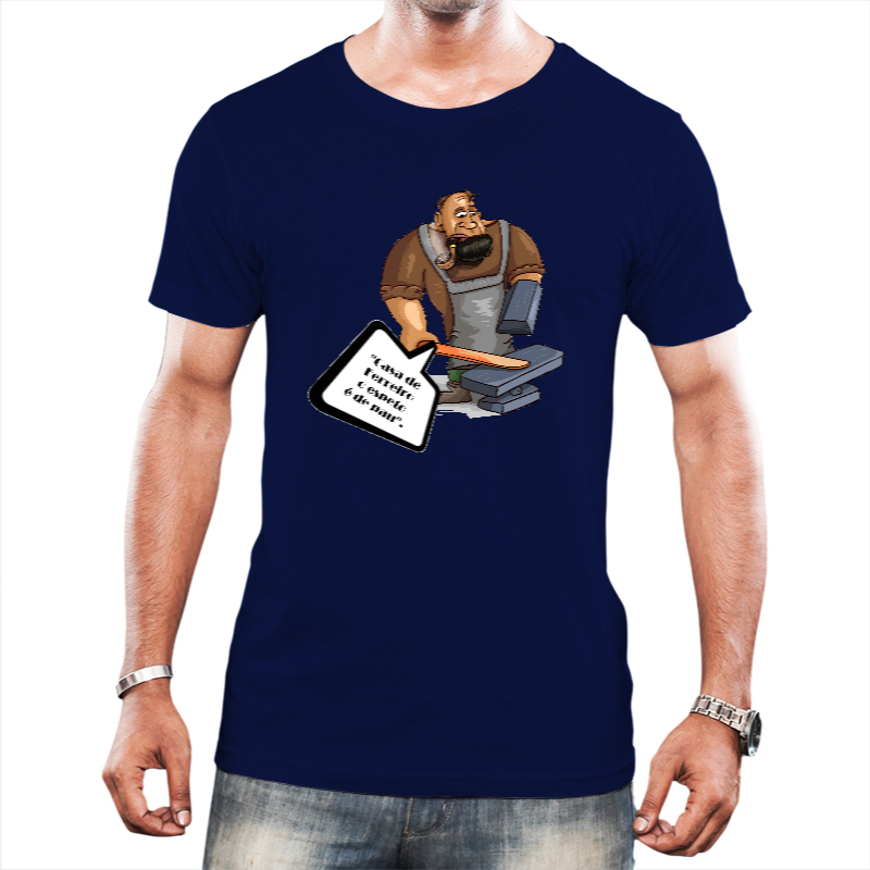 Camiseta Masculina Ferreiro