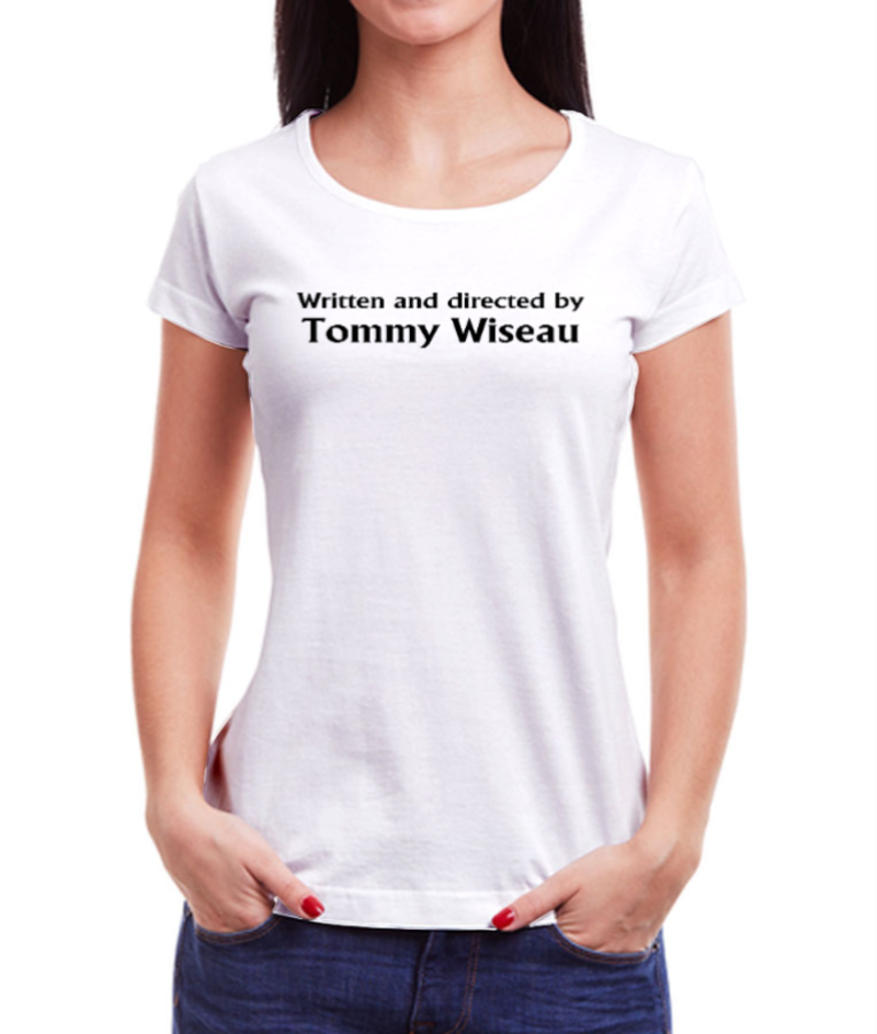 Tommy Wiseau by Quentin