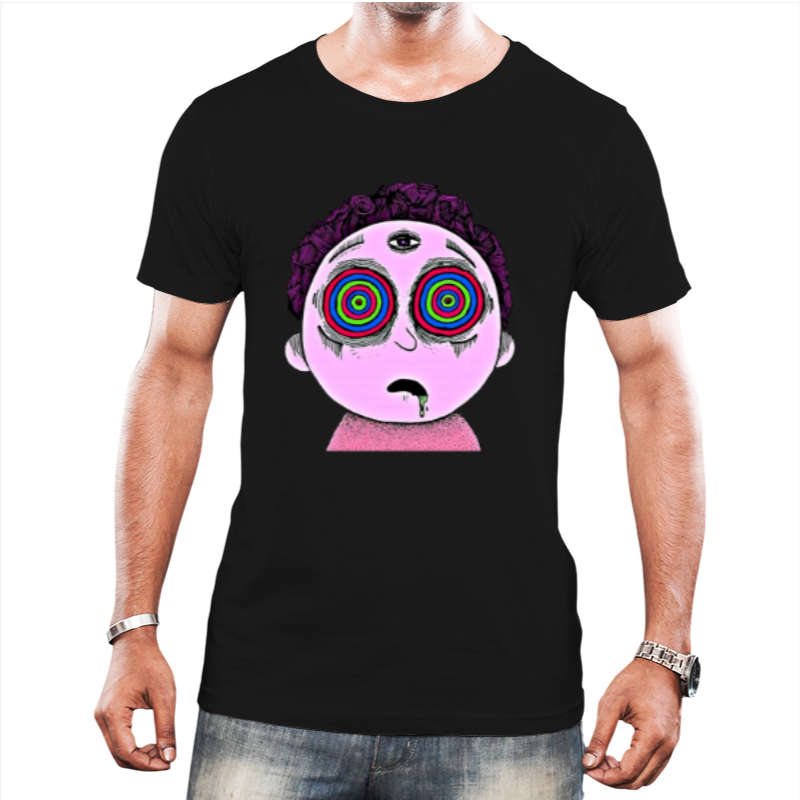 Camiseta - Acid One