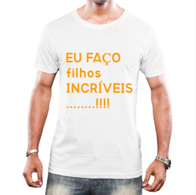 FAÇO FILHOS INCRÍVEIS