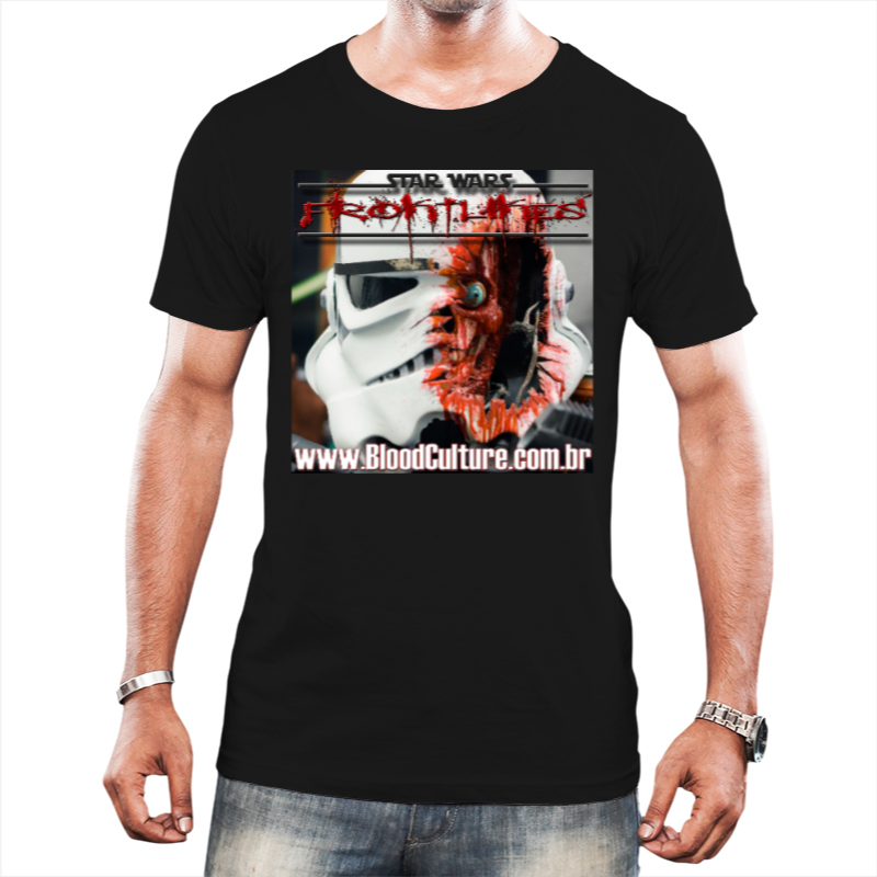 Camisa Star Wars Frontlines 01