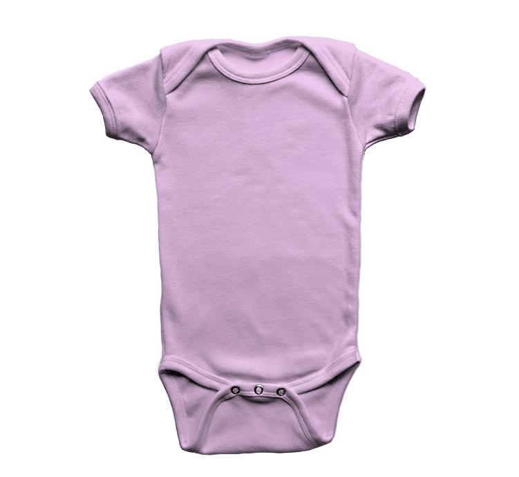 Body Infantil Roxo