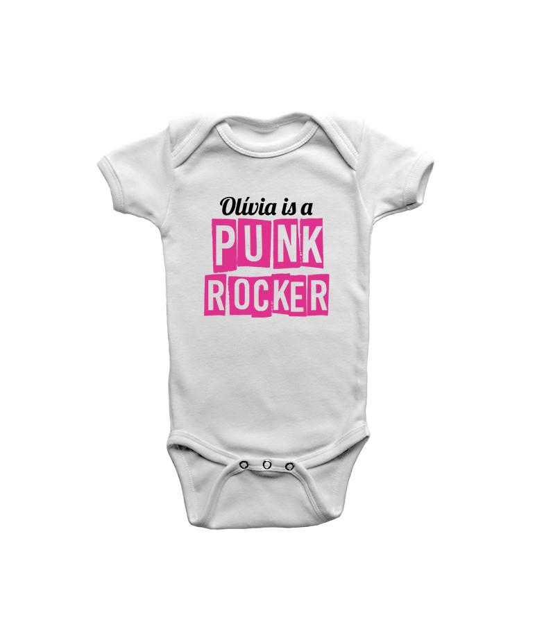 Olivia Punk Rocker