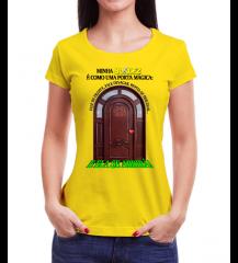 Porta Mágica (Feminina Amarela)