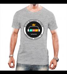 Camiseta BDL - Cinza - Masculina