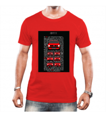 Camiseta Golf GTI