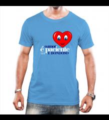 Camisa Amor Azul