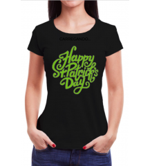 Camiseta Happy St. Patrick's Day