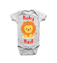 Body Baby Red