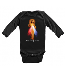 body infantil Jesus Misericordioso