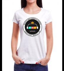 Camiseta BDL - Branca - Feminina
