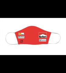 Mascara McLaren Senna