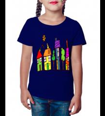 Camiseta Infantil House