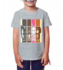 Camiseta Infantil Animal