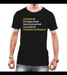 Camisetas Contabilidade